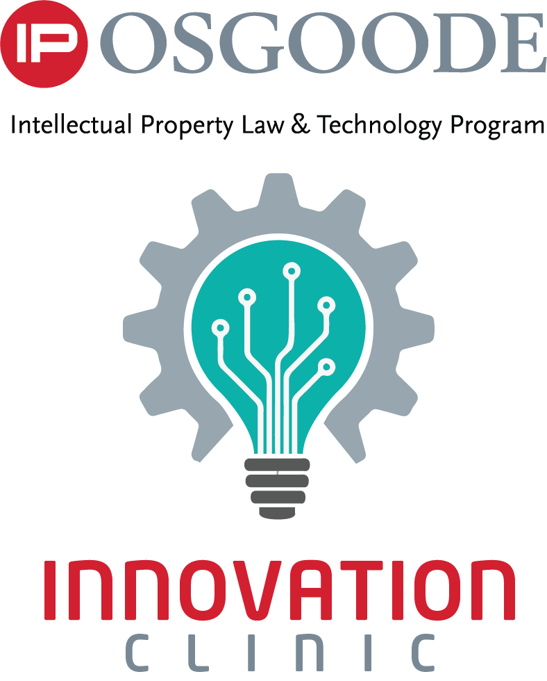 IP Osgoode – Innovation Clinic Logo